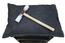 SUPER SUEDE LEATHER BEATER BAG (Mallet not included)