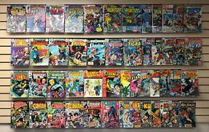50 MARVEL & DC comic books from the 1970's...NOVA, SHADOW, CONAN!...ONLY $19.95!