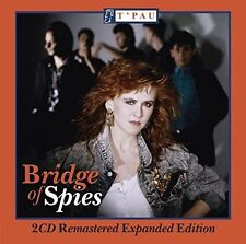 T'PAU BRIDGE OF SPIES DELUXE 2CD SET (Released October 28th 2016)