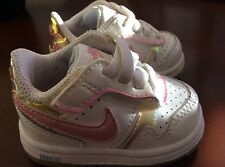 NIKE INFANT BABY GIRL'S SHOES PINK SIZE 2 C