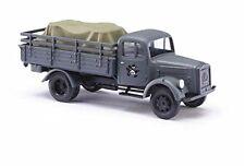 BUSCH H0, 80081 , Camión L3000A con la carga, vehículo modelo 1:87
