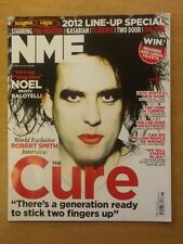 NME MARCH 17 2012 FOO FIGHTERS KASABIAN THE CURE NOEL GALLAGHER JACK WHITE