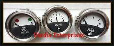 Amp Fuel Air Cleaner Gauge Set for IH International 766 966 1066 1466 1468 4386