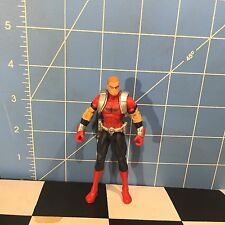 "Arsenal Red Arrow Dc Universe Infinite Heroes Teen Titans 3.75"" Loose Roy Harper"