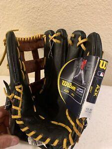 Wilson A2k 1799 Outfield Baseball Right Hand Throw Glove - WTA2KRB161799  DEFECT