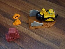 B4348 GeoTrax Big Falls Wrecking Company Construction Set System Complete 2003