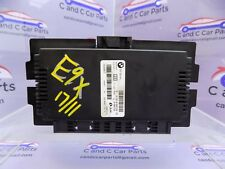 BMW 3 Series E90 E91  Footwell Light Control Module PL2 FRMII Lear 9166709 17/11