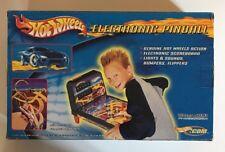 2003 Hot Wheels Electronic Pinball Scoreboard 72859 New In Package