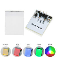 RGB 3V 5V 6V LED Capacitive Electronic Button Switch Touch Modules Multi-Color a