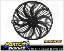 """Aeroflow Electric Cooling Thermo Fan 7"""" Curved Blade AF49-1017"""