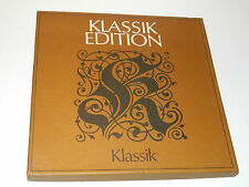 coffret 8 LP Klassik Edition PARNASS 669705 haydn BOCCHERINI mozart BEETHOVEN