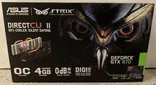 ASUS Strix GeForce GTX 970 4GB Graphic Card