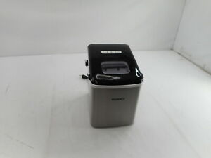 Igloo Automatic Portable Electric Countertop Ice Maker Machine, Stainless
