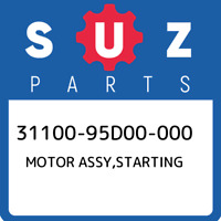 31100-95D00-000 Suzuki Motor assy,starting 3110095D00000, New Genuine OEM Part