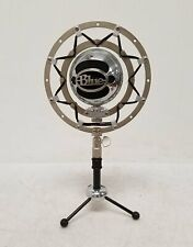 Blue Microphones The Snowball Silver Usb w/ Blue Ringer Shockmount