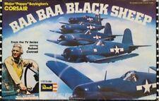 Revell 1:32 BAA BAA Black Sheep Major Pappy Boyington F4U Corsair Kit #H-580U