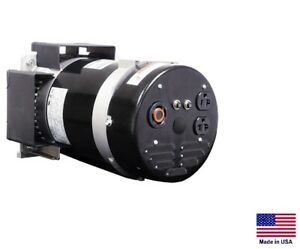 BELT DRIVEN GENERATOR Bi-Directional - 4,800 Watts - 120/240 Volt - Brushless