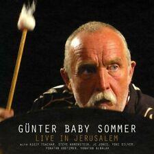 Live in Jerusalem 2008 by Günter Sommer (CD, Jun-2009)