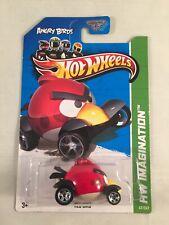 Hot Wheels 2012 HW Imagination Red Bird Angry Birds
