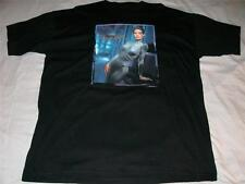 Seven of Nine STAR TREK Voyager Jeri Ryan Black T-Shirt Adult X-Large XL NWOT