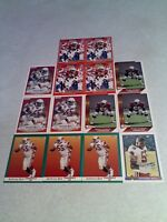 *****Anthony Bell*****  Lot of 27 cards.....7 DIFFERENT / Football