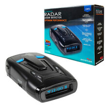 Whistler Bilingual Laser Radar Detector with Internal GPS TFSR 360-deg Coverage