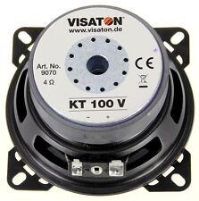 Visaton KT 100 V - 4 Ohm Tieftöner 1Paar