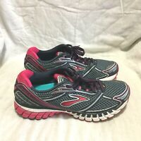 bf6199e70b1 BROOKS GHOST 6 RUNNING SHOES   MULTI COLOR ( SIZE 9.5 ) WOMEN S