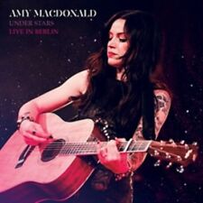 AMY MacDONALD UNDER STARS - LIVE IN BERLIN CD/DVD SET (2017)