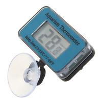 Aquarium/Fish Tank Water Submersible Waterproof Digital LCD Thermometer O4B1 EL