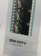Frank Miller's Sin City 2005 Authentic Film 5-Cells Strip JACKIE BOY (Del Toro)