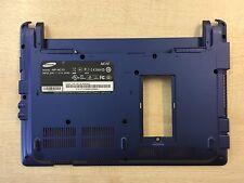 Samsung NP-NC10 NC-10 Inferior Cubierta De Base Inferior Caja de Plástico Azul BA75-02137B