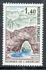 STAMP / TIMBRE FRANCE NEUF LUXE N° 1687 ** GORGES DE L'ARDECHE
