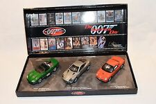 MINICHAMPS JAMES BOND 007 DIE ANOTHER DAY GIFTSET GIFT SET MINT BOXED RARE