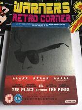 Place Beyond The Pines Steel Book Movie Film 🎥 blu ray region B