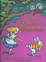 Alice's Adventures in Wonderland, Hardcover by Carroll, Lewis, Brand New, Fre...