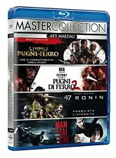 Universal Pictures Blu-ray Arti Marziali Master Collection (4 Blu-ray) 2012 2013