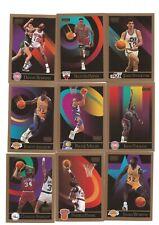 HIGH GRADE 1990-91 Skybox Big Names Lot x22 Pippen Rodman Stockton Magic Barkley