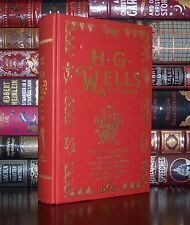 H.G. Wells Classic Collection Illustrated by Les Edwards New Deluxe Hardcover