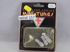 Renegade Legion Miniatures 3 VIPER Renegade LIGHT TANK metal New (MSW 157)