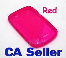 S TPU Gel Case BlackBerry Bold 9900 9930