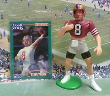 1998 Steve Young - Starting Lineup - Loose with Card- San Francisco 49ers - C.D