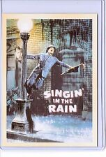 VINTAGE REPRO MOVIE POSTER SINGIN' IN THE RAIN REPRODUCTION POSTCARD