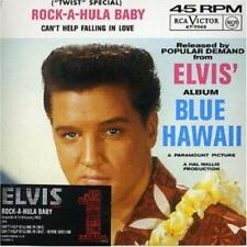 Rock-A-Hula Baby von Elvis Presley (2005), Single CD, Neu OVP