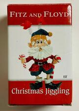 New ListingFitz And Floyd Christmas Jiggling Elf