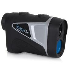 SERENE-LIFE Golf Laser Range Finder Monocular with Pin-Seeking and Zoom Sight