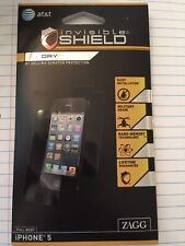 ZAGG INVISIBLE SHIELD IPHONE5
