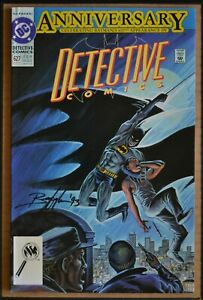 DETECTIVE COMICS # 627 : FINE/VERY FINE : MARCH 1991. (DC COMICS).