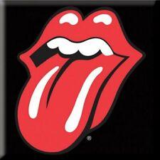 Rolling Stones Classique Languette Aimant pour Réfrigérateur Officiel Band March