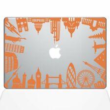 """The Decal Guru Around The World Monuments Decal Vinyl Sticker, 13"""" MacBook Pro ("""